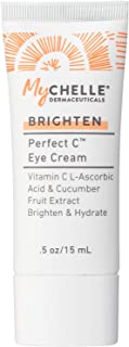 Sponsored Ad - MyChelle Dermaceuticals Perfect C Eye Cream- Advanced Vitamin C Cream for Eye Area Brightening, Nourishment...