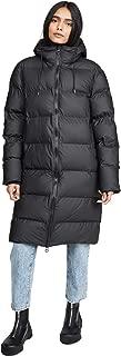 RAINS Women's Long Puffer Jacket