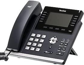 Yealink SIP-T46G Ultra-Elegant Gigabit IP Phone (Renewed)