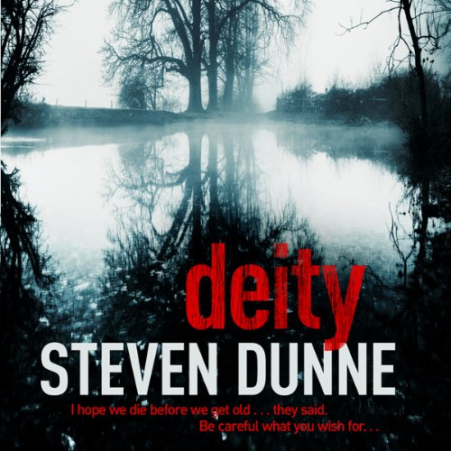 Deity audiobook cover art