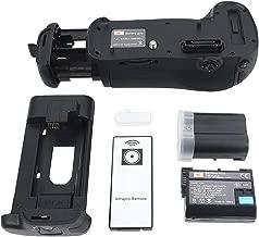 DSTE Replacement for Pro IR Remote MB-D12 Vertical Battery Grip + 2X EN-EL15 Compatible Nikon D800 D810 D800E D800S D810A SLR Digital Camera