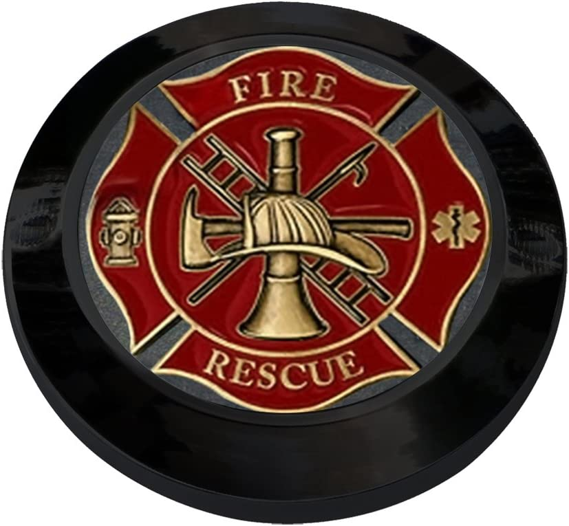 MotorDog69 Fire Super special price Rescue OFFicial store Milwaukee Eight Timing Black M Coin Cover