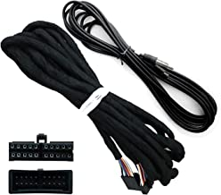 6 Meter Extension Power Cable Radio Antenna for BMW E39/E46/E53 Vehicle DVD GPS Headunit Installation(Only Suitable for YULU Radio)