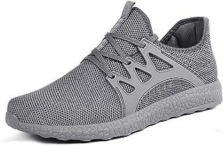 Womens Non Slip Running Shoes Lightweight Breathable Mesh...