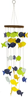 Beachcombers Home Decor Products, SS-BCS-20532, Orange, 4.7 x 4.7 x 23.6 inch