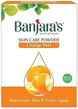 Banjara's Orange Peel 100% Natural Skin Care Herbal Powder 100 gms