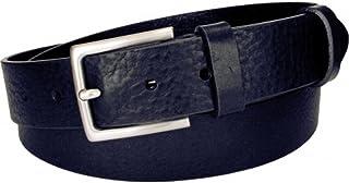ESPERANTO Cintura in cuoio di toro bottalato altezza 3,5 cm