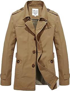 ab7e059546 Amazon.it: Multicolore - Cappotti / Giacche e cappotti: Abbigliamento