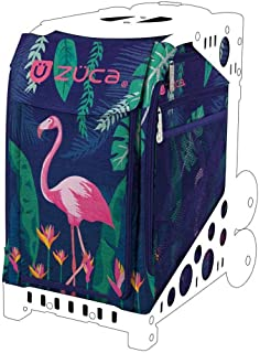 ZUCA Pink Flamingo Sport Insert Bag (Frames Sold Separately)