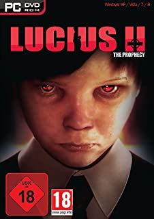 Lucius II The Prophecy PC Game