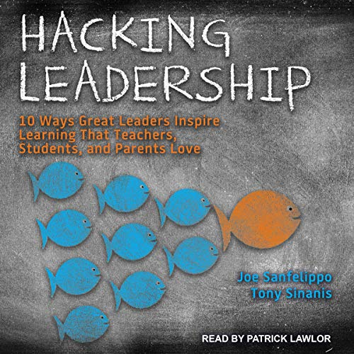 Hacking Leadership cover art