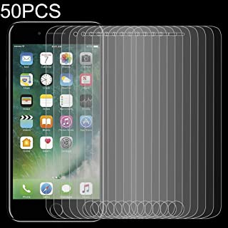 Wangl Mobile Phone Tempered Glass Film 100 PCS for Sony Xperia XA1 0.26mm 9H Surface Hardness Explosion-Proof Tempered Glass Screen Film Tempered Glass Film