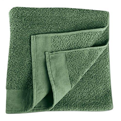 Unbekannt Handtuch oliv 90 x 50 cm