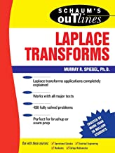 Schaum's Outlines: Laplace Transforms