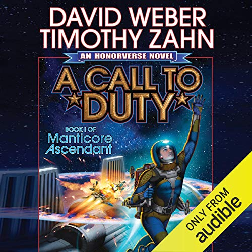 A Call to Duty Audiobook By David Weber, Timothy Zahn cover art