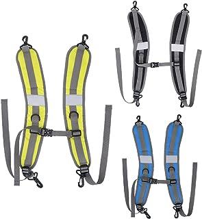 Backpack Straps Nylon Durable Bag Shoulder Strap Adjustable Straps Replacement Belt Bag Parts Accessory