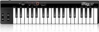 IK Multimedia iRig Keys 37 USB Compact Keyboard MIDI Control