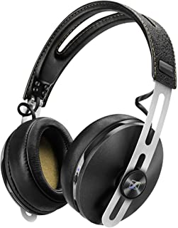 Audífonos Sennheiser Momentum Over Ear Wireless Black