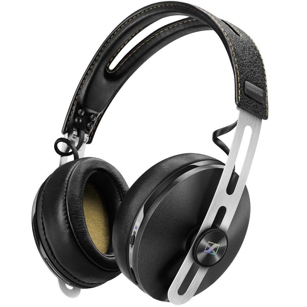 젠하이저 모멘텀 20 무선 노이즈 캔슬링 헤드폰 - 블랙, 아이보리 2종 Sennheiser Momentum 20 Wireless with Active Noise Cancellation