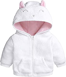 Fur Cloak Jacket Thick Warm Clothes for Winter Sagton Toddler Baby Girls Coat