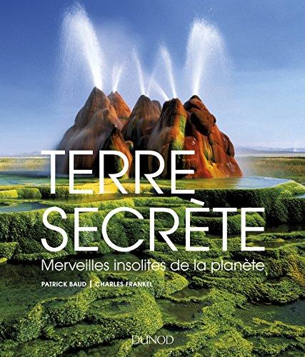 Le livre Terre Secrète
