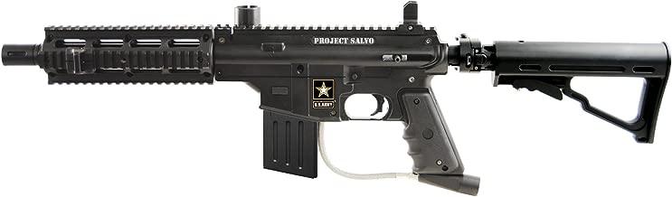 Tippmann U.S. Army Project Salvo Paintball Gun