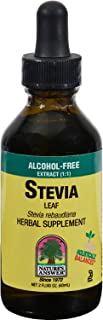 Natures Answer Stevia Leaf Alcohol Free 2 oz