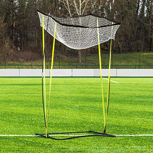 FORZA Quarterback Throwing Net | QB Target Practice Aid | Football Fade Trainer