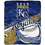 MLB Kansas City Royals 'Big Stick' Raschel Throw Blanket, 50' x 60'