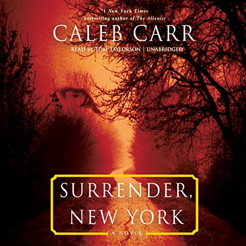 Surrender, New York audiobook cover art
