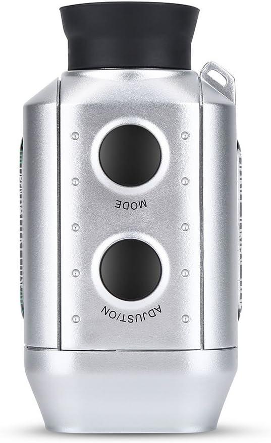 BOLORAMO Telémetro, telémetro portátil de Alta tecnología para Caza y telémetro de Regalo, medición de Distancia