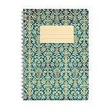 Bloc-Notes | Cahier | Notebook | Journal | Carnet WIREBOOKS 5049 DIN A5 120 Pages de...