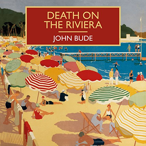 Death on the Riviera audiobook cover art