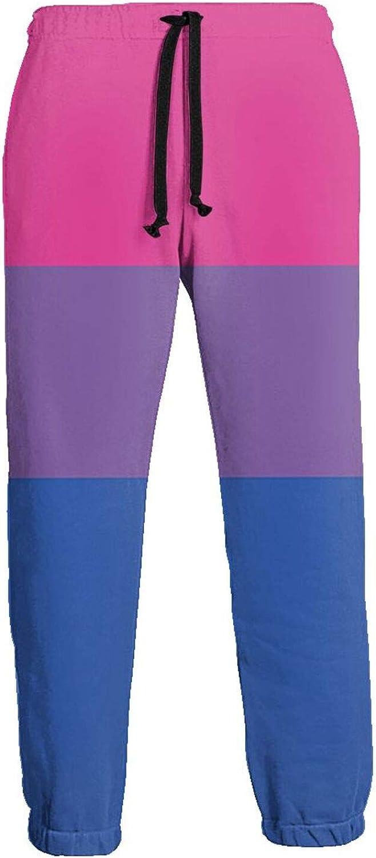 Yt92Pl@00 Mens Pride Flag Jogger Popular shop is the lowest price challenge Sales results No. 1 P Close Bottom Long Sweatpants