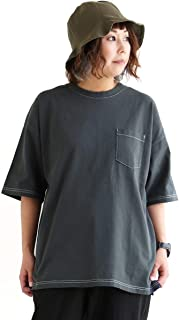 Tシャツ ティーシャツ ビッグT 半袖 クルーネック NanoTec( ナノテック )ヘビーウェイト コットン