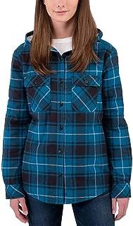 Women's Plush Lined Shirt Jacket