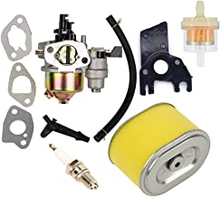OxoxO Vervang Carburateur met Brandstoffilter Luchtfilter Bougie voor Gx140 Gx160 Gx200 5.5hp 6.5hp Motor Generator Grasma...