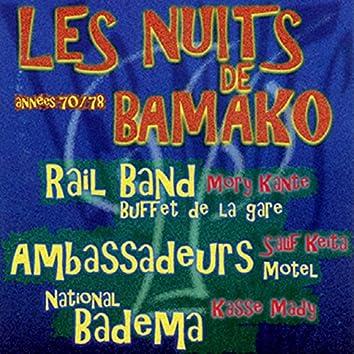 Les nuits de Bamako: Années 70 - 78