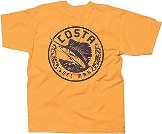 Costa Del Mar Maritime Short Sleeve T-Shirt