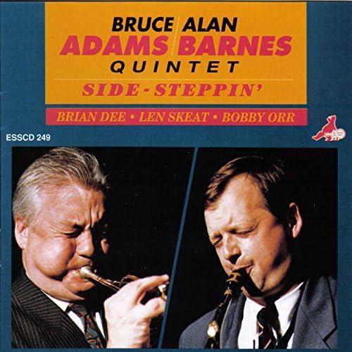 Bruce Adams / Alan Barnes Quintet