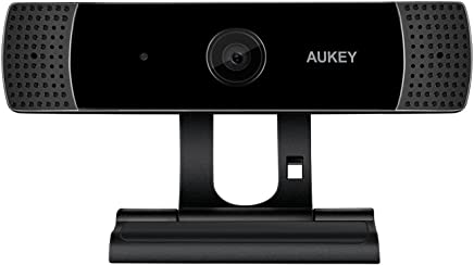 AUKEY Webcam 1080P Full HD con Microfono Stereo, Webcam per Chat Video e Registrazione, Compatibile con Windows, Mac e Android - Trova i prezzi più bassi