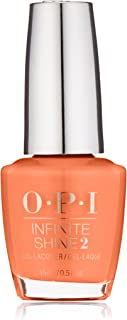 OPI Infinite Shine Nail Lacquer, ISLD39 Santa Monica Beach Peach 15 ml