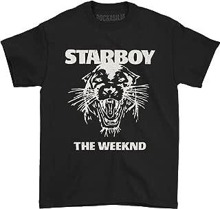 Men's Starboy T-Shirt Black