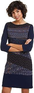 Desigual womens DRESS RINA Dress