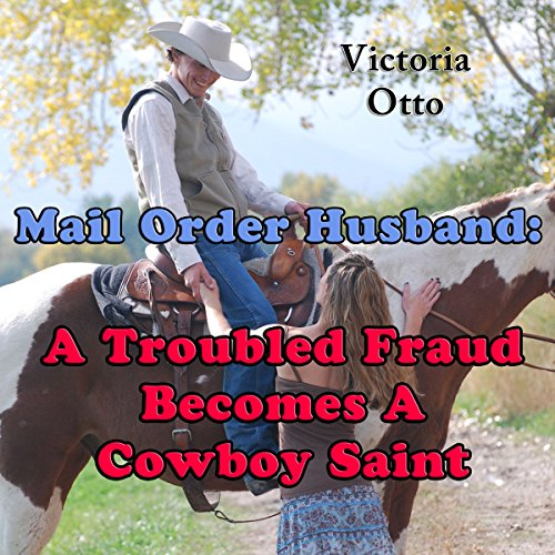 Mail Order Husband audiobook cover art