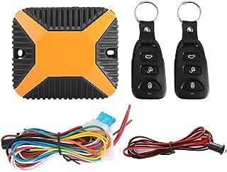 AUTO allarme chiave pieghevole con Key 6 avvio remoto Ingresso SIRENA PROTEZIONE 12v