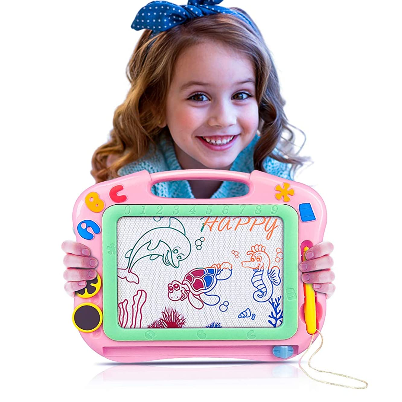 WIKI Magnetic Drawing Board for Kids - Best Gifts