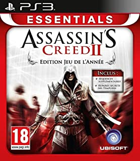 Third Party - Assassins Creed II - édition jeu de l'année Essentials Occasion [ PS3 ] - 3307215658956