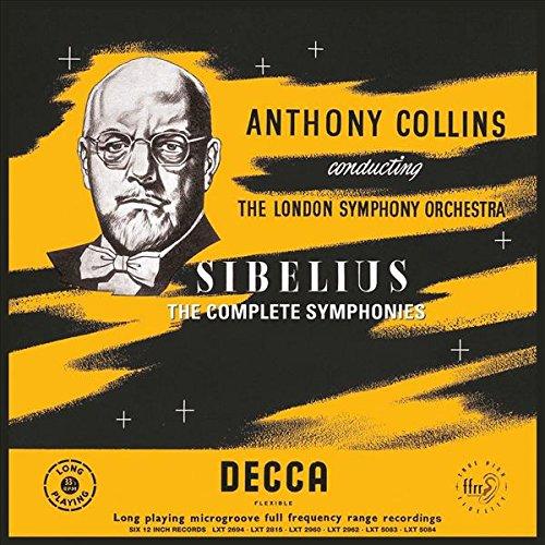 Sibelius: Sämtliche Sinfonien (Limited Edition) [Vinyl LP]