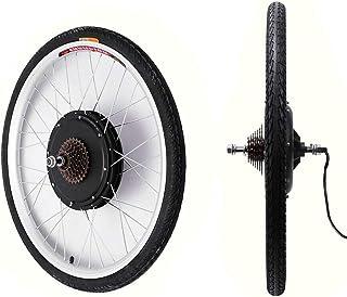 Aohuada 26 inch achterwiel, 36 V, 500 W, elektrische ombouwkit, e-bike, conversiekit, elektrische fiets, motor, ebike ombo...
